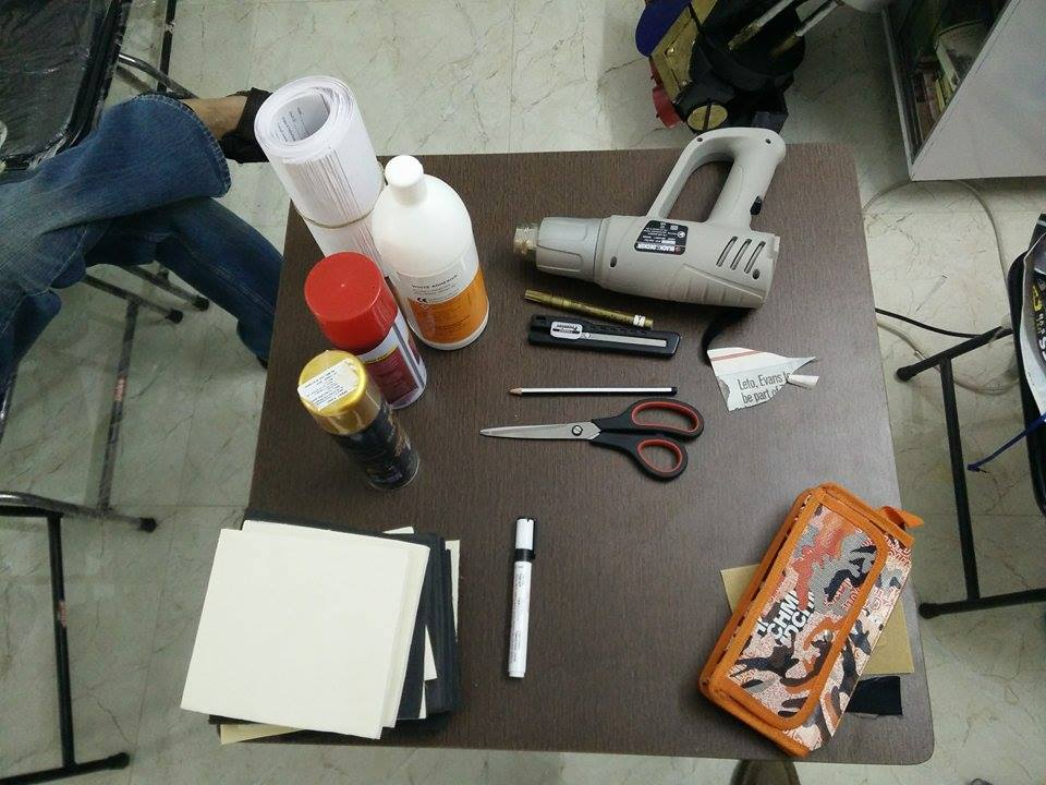 Cosplay Workshop - Props