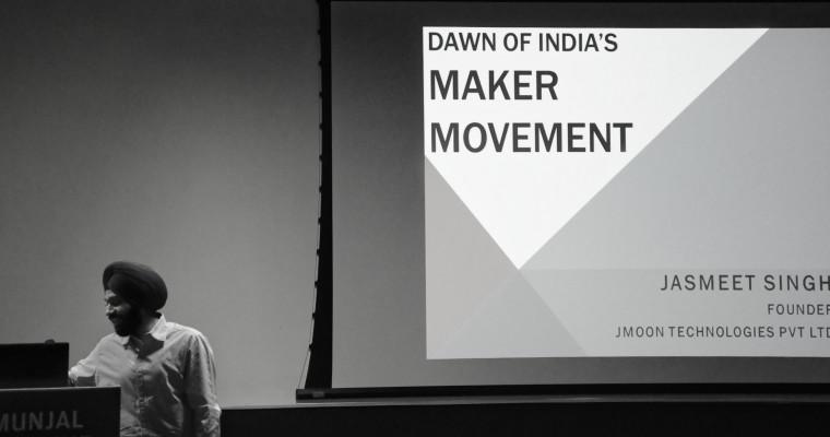 Dawn of India's Maker Movement