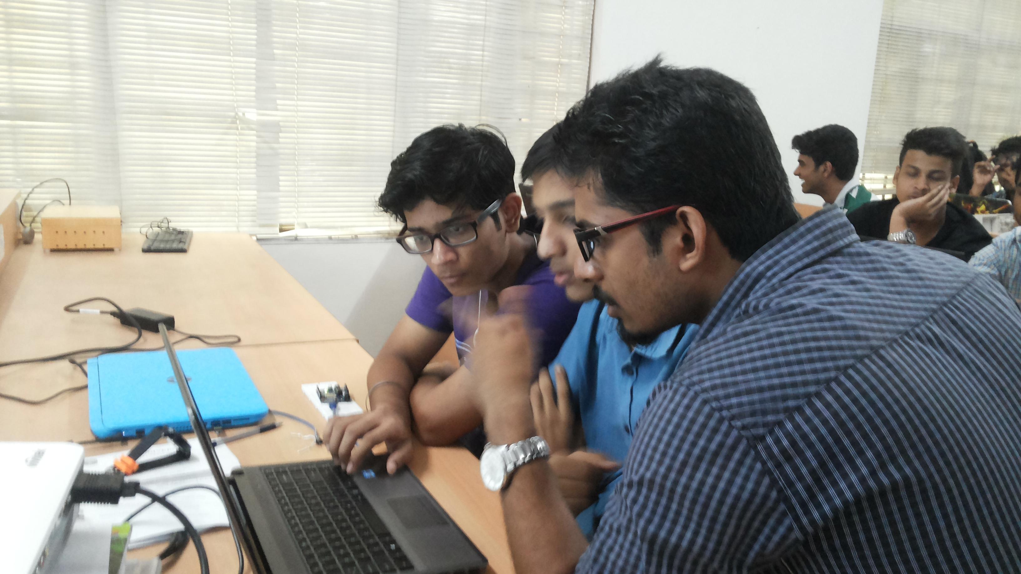 amity university workshop